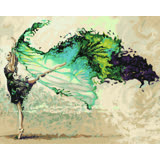 【ArtLife】創意油畫、數字油畫DIY (紐約時代廣場)