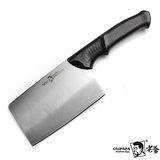 【OldPAPA老爹】 三段式水磨家用廚房斬骨刀5.5吋