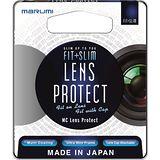 Marumi FIT+SLIM LP 廣角薄框多層鍍膜保護鏡(72mm/公司貨)
