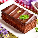 艾波索-小幸福系列巧克力黑金磚12公分★2012、2014母親節蛋糕評比季軍★月狂銷破萬顆★美味搜查線熱情推薦