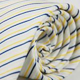 【雅派Alpaca】白底黃藍斜紋領帶