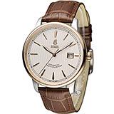 依波路 E.BOREL 雅麗自動系列爵士機械錶 GBR5680-25191BR