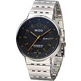 MIDO All Dial 羅馬競技系列械機腕錶 M834041819