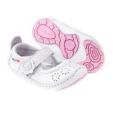 美國 Rileyroos 真皮手工鞋/學步鞋/童鞋/寶寶鞋/嬰兒鞋 瑪莉珍 純潔白