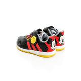 Adidas (童)DISNEY M&M CF 1 米奇 經典復古鞋-黑紅-B23888