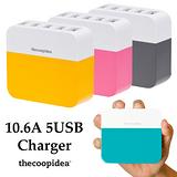 thecoopidea Power Block 5埠 USB充電器