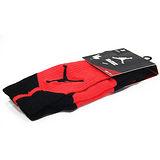 NIKE AIR JORDAN DRI-FIT CREW 籃球中筒襪 紅/黑-530977665