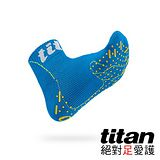 Titan側向運動襪-Elite-藍
