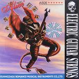 【美佳音樂】Alice A506-SL 超輕型/防鏽/防變色 電吉他套弦(09-42)