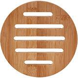 《GALZONE》竹製隔熱墊(17.7cm)