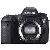 Canon EOS 6D 單機身全片幅單眼相機(中文平輸)