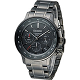 SEIKO CS系列競速計時腕錶 8T63-00A0SD SSB167P1
