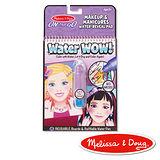 美國瑪莉莎 Melissa & Doug 神奇水畫冊 - 美麗妝扮和指繪