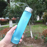 【PS Mall】創意H2O磨砂隨身水杯 (J355)