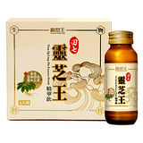 【葡萄王生技】田七靈芝王精華飲超值組(6入/4盒)/共24瓶