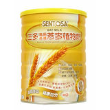 【三多高鈣高纖燕麥植物奶850g】奶素、奶蛋素可用**隨機加贈奶粉隨身包3包