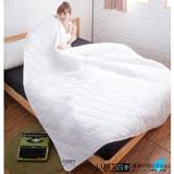 LUST生活寢具【雙人6X7呎-可水洗夏季薄被胎】用於薄被套內可當涼被使用、台灣製
