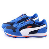 PUMA 男款Unisex Ayakkabi 復古運動鞋356737-06-藍
