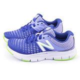 New Balance 女款 超輕量穩定型運動跑鞋W775PG1-藍紫