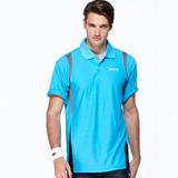【SAIN SOU】台灣製涼感吸濕排汗POLO衫T26503-06