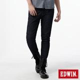 EDWIN EDGE LINE 窄直筒牛仔褲-男-原藍色