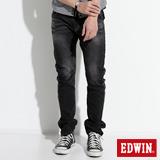 EDWIN E-FUNCTION ZERO中直筒牛仔褲-男-灰色