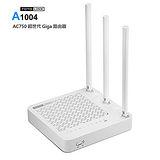 TOTOLINK 【A1004】AC750 超世代Giga無線路由器