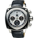 Tonino Lamborghini 藍寶堅尼 COMPETITION計時機械錶/48mm TL016