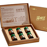 (衛署健食字第A00238號)極品綠寶藻精王R滋補飲35mlX6入 完整人體必需胺基酸