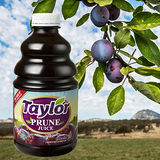 Taylor天然加州黑棗汁946ml(毫升)