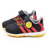 Adidas 小童 迪士尼米奇聯名運動鞋B23888-黑