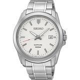 SEIKO CS系列大三針石英錶-銀白/41mm 7N42-0GD0S(SGEH45P1)