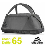【美國 GREGORY】Stash Duffel 65L 多功能裝備袋/後背包.手提袋.旅行袋.行李袋/ 黑 75504