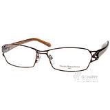 Masaki Matsushima眼鏡 β 鈦金屬系列(銀-透棕) #MF1188 C02