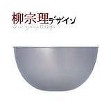 【柳宗理】-不銹鋼調理缽(直徑23cm)