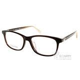 Calvin Klein眼鏡 別緻經典款(棕) #CK5850A 201