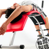 太極!!超大弧形仰臥起坐板(結合倒立機.美背機)P105-293 健康橋拱橋.健腹機健腹器.運動健身器材