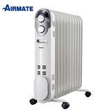 『AIRMATE』☆ 艾美特 11片葉片式電暖器HU1125