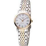LONGINES 浪琴優雅系列羅馬機械腕錶 L43095117