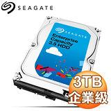 Seagate 希捷 3TB 3.5吋 7200轉 128M快取 SATA3企業級硬碟(ST3000NM0053)
