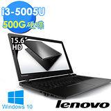 Lenovo IdeaPad 100 《15.6吋 Win10》i3-5005U 500G經濟筆電(80QQ0015TW) ★送lenovo滑鼠+清潔組+鍵盤膜+滑鼠墊+筆電包