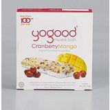yogood 優纖活力燕麥棒-優格/水蜜桃/芒果/綠茶 138公克/盒
