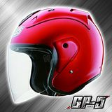【GP-5 A612 素色巡警造型 3/4 罩安全帽】CP值超高 美國DOT認證 台灣製造