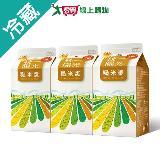 統一陽光糙米漿450ML*3入/組