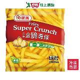 龍鳳金脆薯條 400G /包