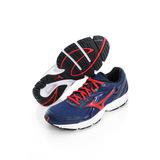Mizuno 美津濃 (男)慢跑鞋-藍-K1GA150362