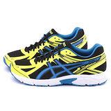 Asics 男款 PATRIOT 7 慢跑鞋T4D1N-9039-藍黃