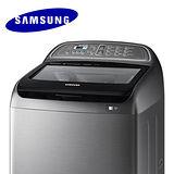 SAMSUNG三星12kg雙效手洗直立式洗衣機 WA12J5750SP/TW 送安裝