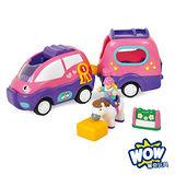 英國驚奇玩具 WOW Toys 馬廏休旅車-波比