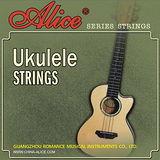 【美佳音樂】Alice AU041 透明烏克麗麗套弦 21-26吋皆可用